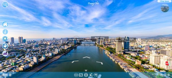 Ứng dụng công nghệ thực tế ảo vào du lịch