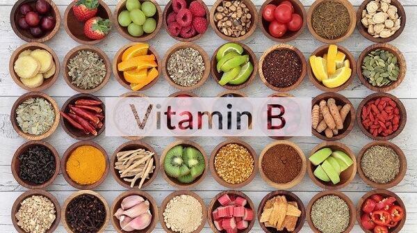 Uống các loại vitamin B để giúp giảm tác hại do ô nhiễm không khí
