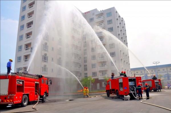 Ưu diểm của máy chữa cháy không sử dụng năng lượng