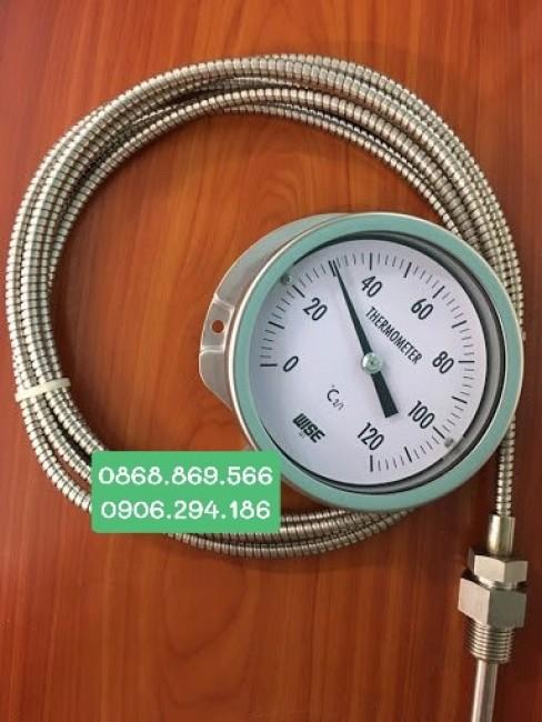 Ưu điểm nổi bật của đồng hồ đo nhiệt độ Wise  mới nhất tháng 4