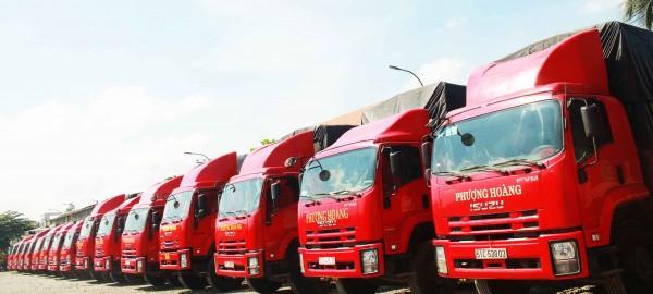 Vận chuyển hàng nguyên chuyến Sài Gòn đi Quảng Bình giá rẻ