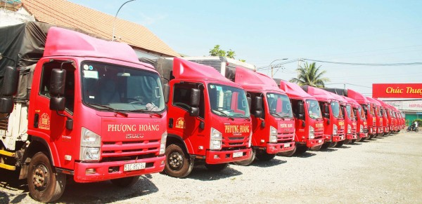 Vận chuyển hàng Sài Gòn đi Quảng Nam đi nguyên chuyến nhanh chóng