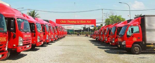 Vận chuyển hàng Sài Gòn đi Vĩnh Yên