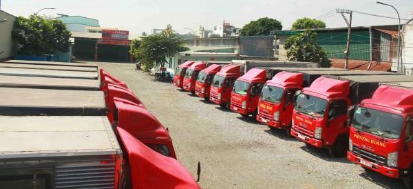Vận chuyển hàng từ Đà Nẵng Huế