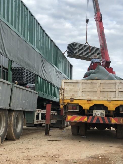 Vận chuyển hàng từ Tp.HCM đi Đà Nẵng bằng xe tải 15 tấn