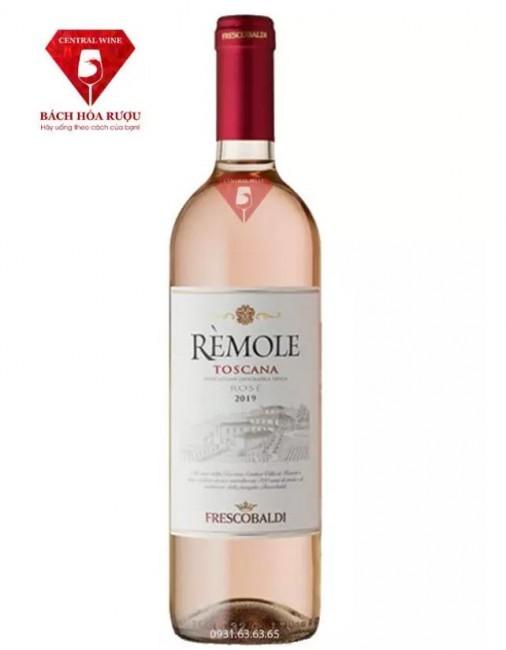 Vang hồng Ý Remole Toscana Rose
