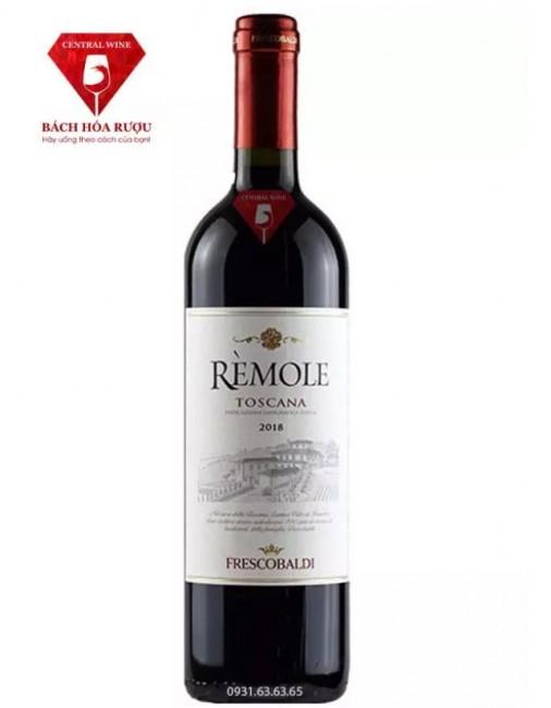 Vang Ý Remole Toscana Rosso