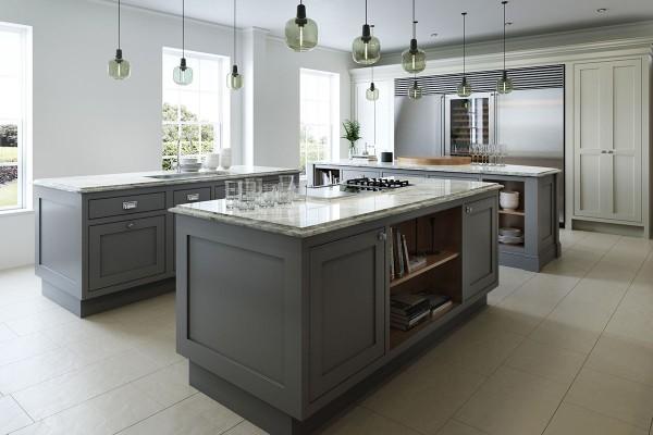 Vật dụng nhà bếp sẽ nghệ thuật hơn khi bạn biết cách bày trí