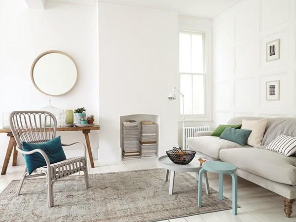 Vẻ đẹp của không gian nội thất hiện đại