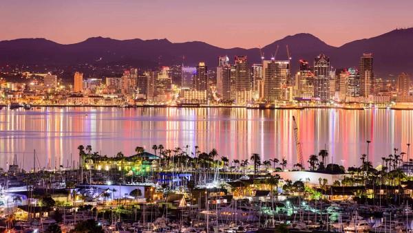 Vẻ đẹp khác biệt của thành phố San Diego, Mỹ