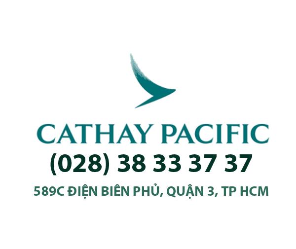Vé máy bay đi Vancouver giá rẻ - Cathay pacific