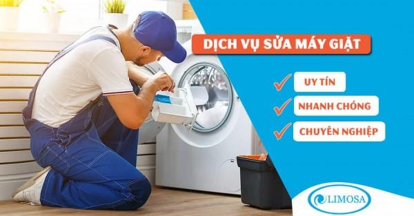 Vệ sinh máy giặt quận 12 - Điện Lạnh Limosa