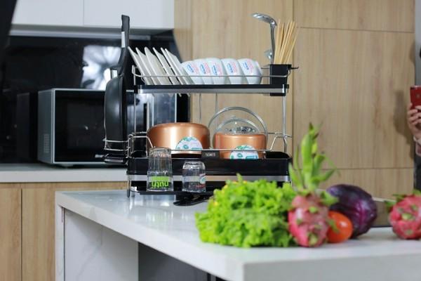 Vệ sinh nhà bếp cần áp dụng những mẹo vặt giúp tiết kiệm thời gian