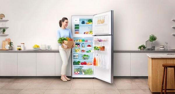 Vệ sinh tủ lạnh thường xuyên giúp tăng tuổi thọ và tiết kiệm điện