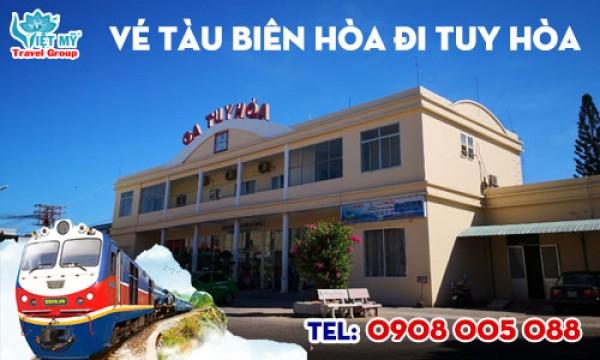 Vé tàu Biên Hòa đi Tuy Hòa