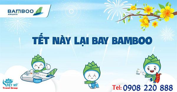 Vé Tết Sài Gòn Hà Nội hãng Bamboo Airways bao nhiêu tiền?