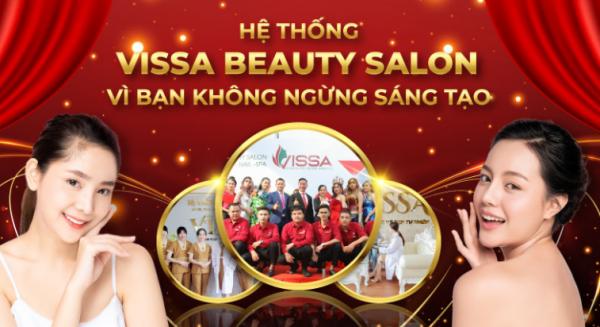 vissa beauty – nơi làm đẹp hoàn hảo cho gia đình việt