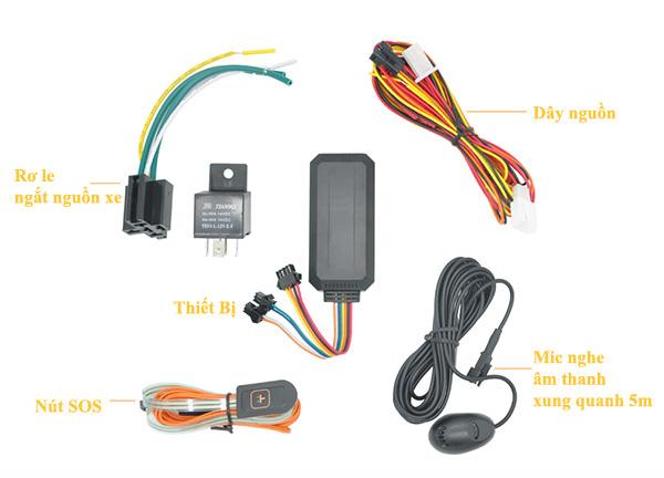 Với thiết bị định vị X7S thì việc giám sát hành trình xe ô tô cực dễ dàng