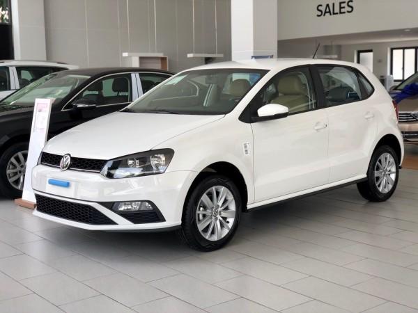 Volkswagen polo Hatchback 2020 cải tiến thể thao giá 695tr