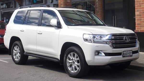 Web bán hàng thông minh - tin về Toyota Land Cruiser