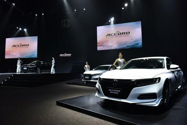 Web bán xe - tin về Honda Accord 2019