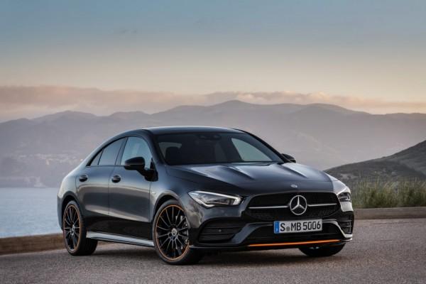 Website bán hàng - tin về Mercedes-Benz CLA 2020
