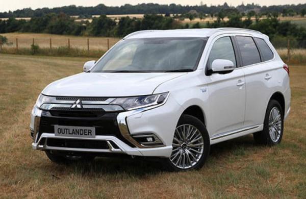 Website bán xe - tin mẫu Mitsubishi Outlander PHEV