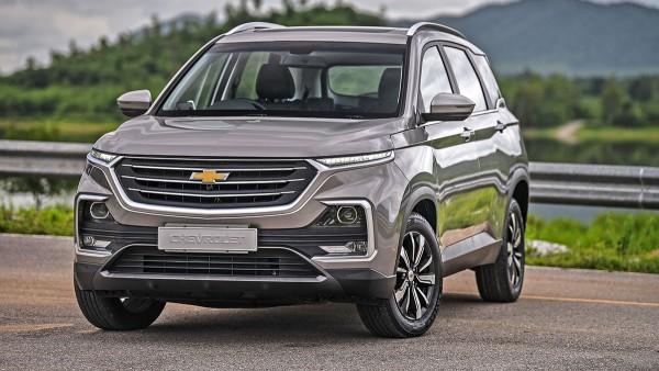 Website chính thức đưa tin Chevrolet Captiva 2020