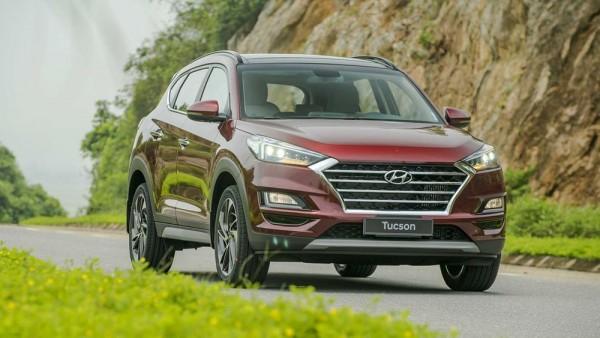 Website đại lý - tin tức Hyundai Tucson 2020