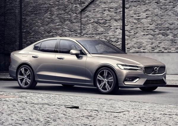 Website đưa tin chia sẻ về mẫu Volvo S60
