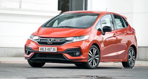 Website mua bán - tin xe Honda Jazz