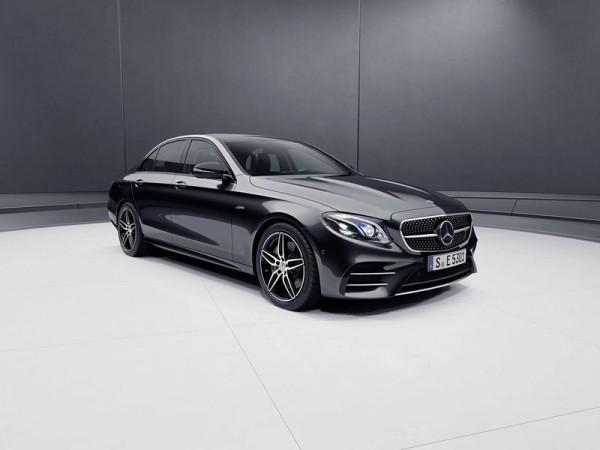 Website phân phối - tin mẫu Mercedes-AMG E53 4Matic+