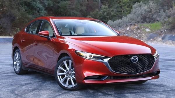 Website phân phối - tin xe Mazda 3 2020