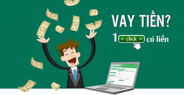 Website vay tiền nhanh online