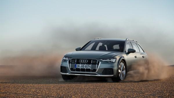 Website xe chất - tin về Audi A6 Allroad