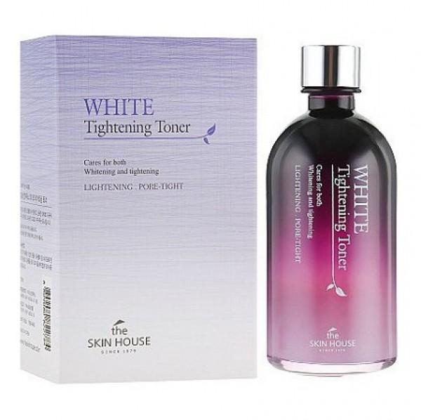 WHITE TIGHTENING TONER nước hoa hồng làm nhỏ lỗ chân lông
