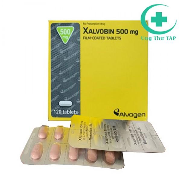 Xalvobin 500mg - Thuốc chống ung thư hiệu quả