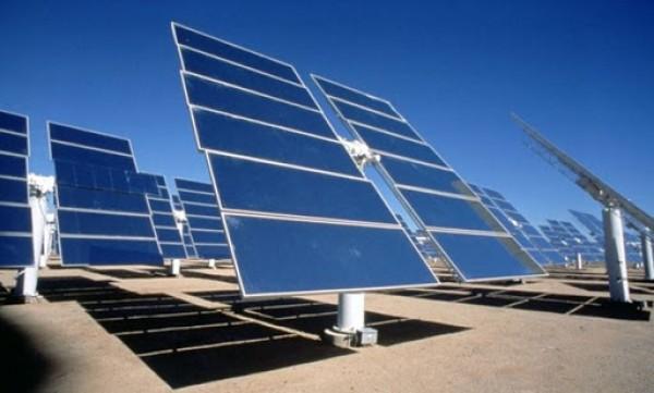Xây dựng mô hình thí điểm chiếu sáng bằng năng lượng mặt trời