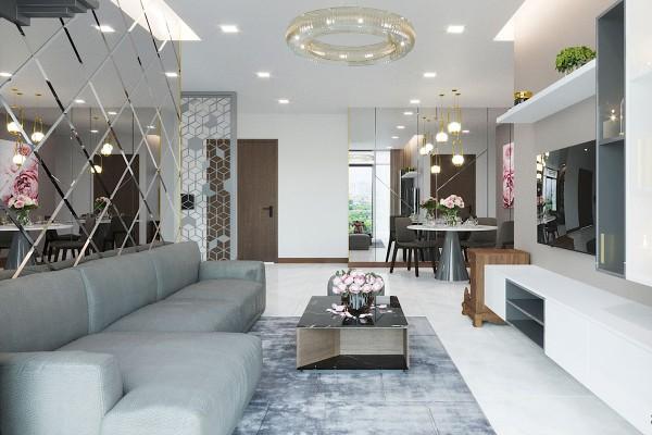 Xây dựng và bài trí sàn hiên phù hợp với nội thất