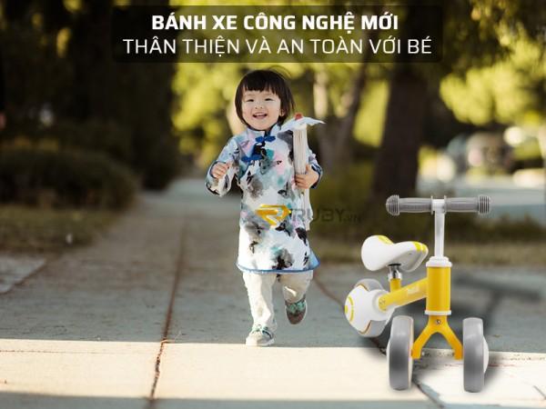 XE ĐẠP TRẺ EM CAO CẤP XIAOMI 700 Kids TF1 (Màu Hồng)