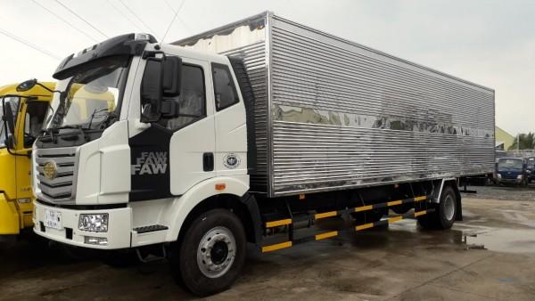 xe FAW 7 tấn thùng dài 9m7