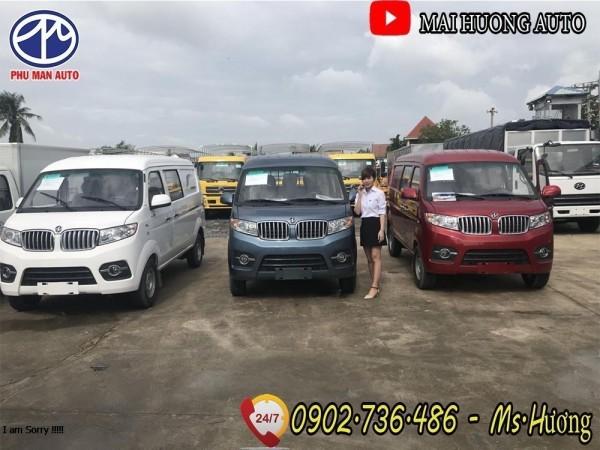 Xe rải van dongben 5 chỗ | Đánh giá xe tải Van Dongben 5 chỗ