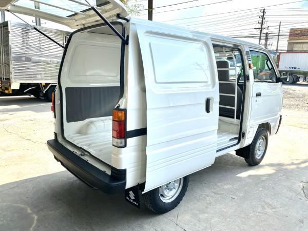 Xe Suzuki Carry Blind Van Đời 2021 Tải trọng 580kg  Xe tải không cấm giờ thành phố