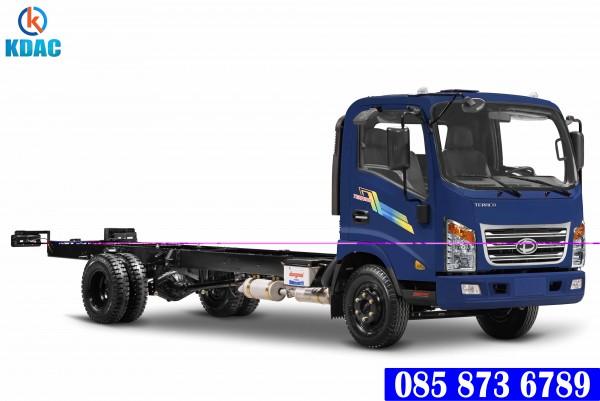 Xe tải 2 tấn thùng siêu dài 6m - xe tải teraco 1t9 lh 0858736789