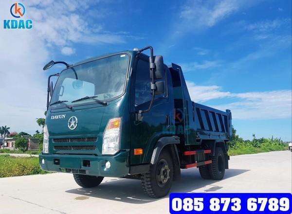 Xe tải Ben DaYun Chiến Thắng 5T8, xe tải tự đổ Dayun Chiến Thắng 5T8
