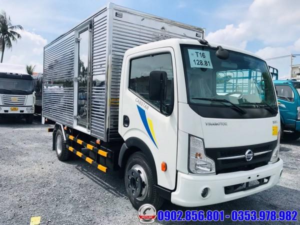 Xe Tải Động Cơ Nissan Tải Trọng 1.9 tấn Và 3.4 Tấn, Vinamotor Đồng Vàng