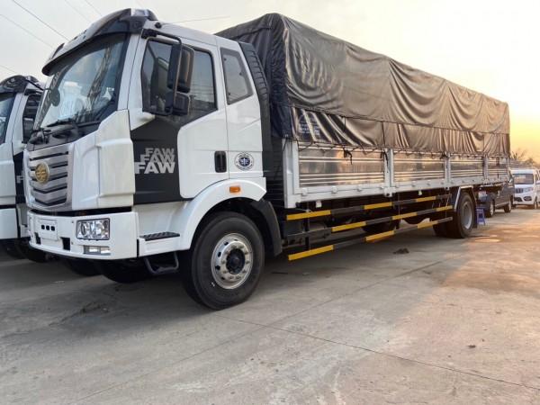 Xe tải faw 7t25 thùng dài 9m6 giá tốt