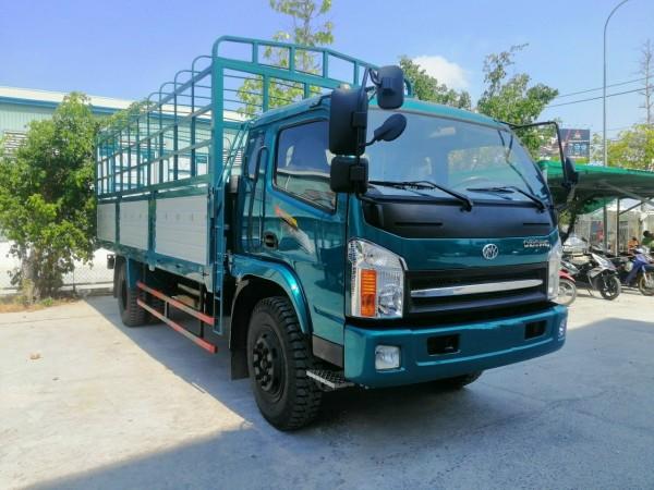 Xe tải ga cơ 6t5 thùng dài  6m3