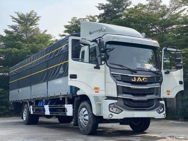 xe tải Jac a5 7 tấn thùng dài 9m5