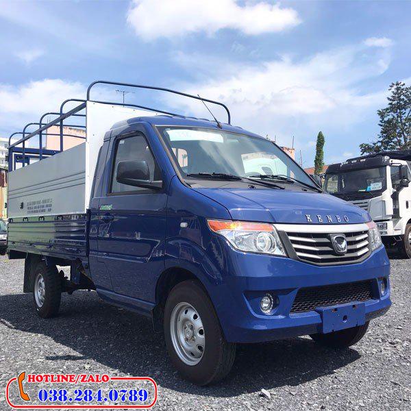 Xe tải Kenbo 990kg giá chỉ 50 triệu đồng